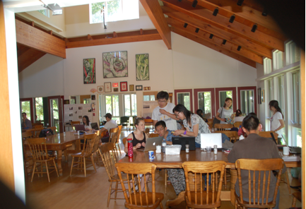 RJR_Centre_dining_hall